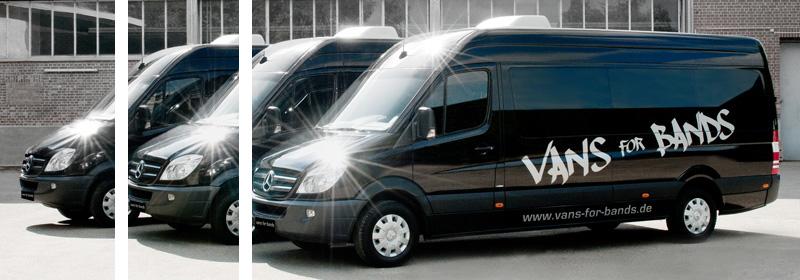 vans for bands tourbus und backline mieten. Black Bedroom Furniture Sets. Home Design Ideas